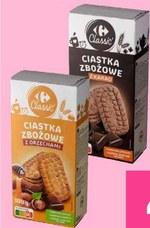 Ciastka Carrefour