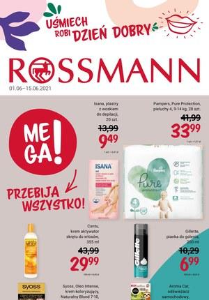 Gazetka promocyjna Rossmann - Uśmiech z Rossmannem!