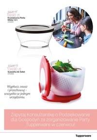 Gazetka promocyjna Tupperware - Tupperware na grill i nie tylko