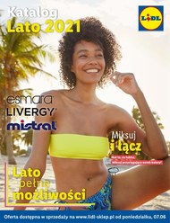 Katalog Lidl lato 2021
