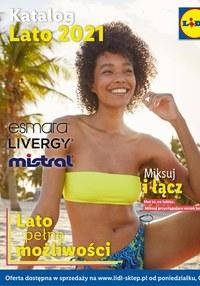 Gazetka promocyjna Lidl - Katalog Lidl lato 2021 - ważna do 31-07-2021