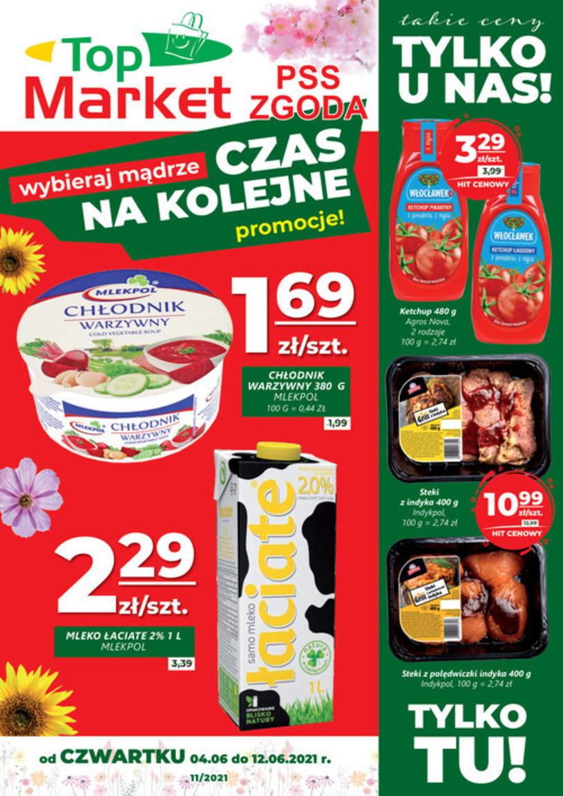 Gazetka promocyjna PSS Zgoda Płock - wygasła 1 dni temu