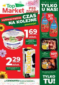 Gazetka promocyjna PSS Zgoda Płock - Czas na kolejne okazje w PSS Zgoda Płock - ważna do 12-06-2021