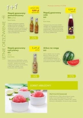 Organic - czerwcowe promocje!