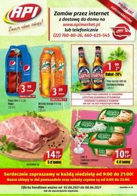 Gazetka promocyjna Api Market - Zawsze udane zakupy w Api Market!  - ważna do 08-06-2021