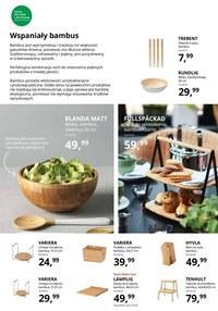 Gazetka promocyjna IKEA - Dom oszczędny z Natury Ikea Warszawa