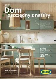 Dom oszczędny z Natury Ikea Warszawa