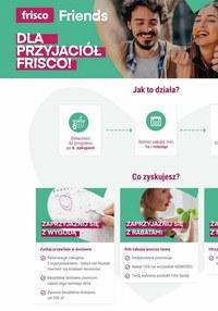 Gazetka promocyjna Frisco - Frisco - strefa kibica!
