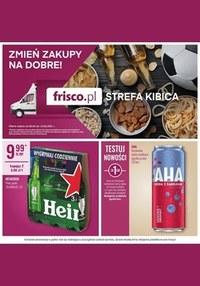 Gazetka promocyjna Frisco - Frisco - strefa kibica! - ważna do 15-06-2021
