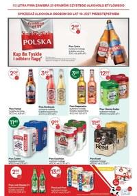 Gazetka promocyjna Groszek  - Groszek gotowy do kibicowania!