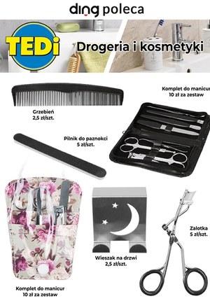 Gazetka promocyjna TEDi - Drogeria i kosmetyki w TEDi!