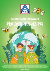 Gazetka promocyjna Aldi - Ekologicznie dla dzieci w Aldi - ważna do 30-06-2021