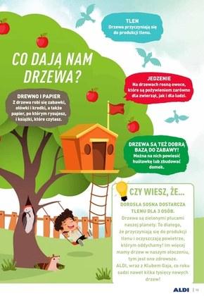 Ekologicznie dla dzieci w Aldi