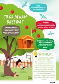 Gazetka promocyjna Aldi - Ekologicznie dla dzieci w Aldi