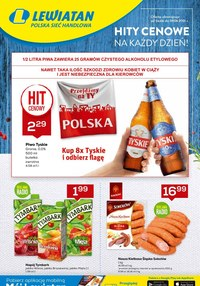 Gazetka promocyjna Lewiatan - Hity cenowe w Lewiatanie - ważna do 09-06-2021