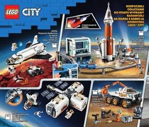 Zbuduj świat z Lego