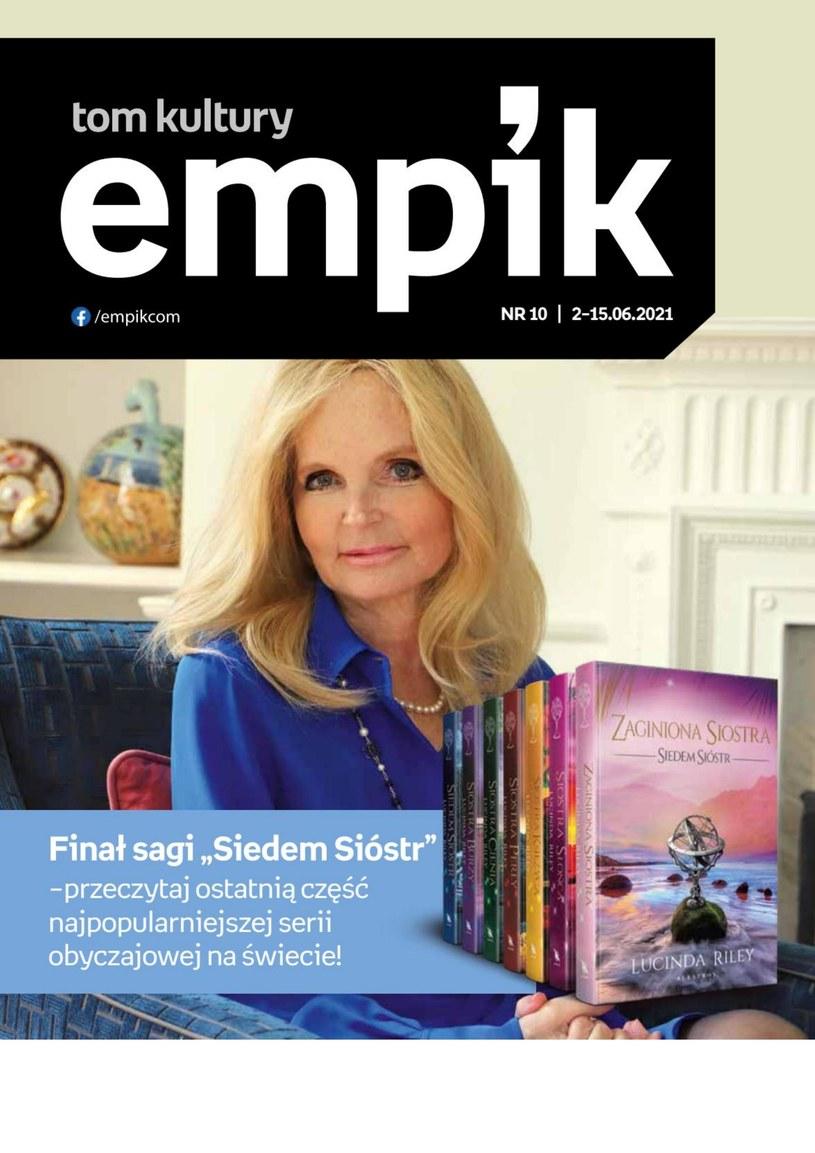 Gazetka promocyjna EMPiK - wygasła 3 dni temu