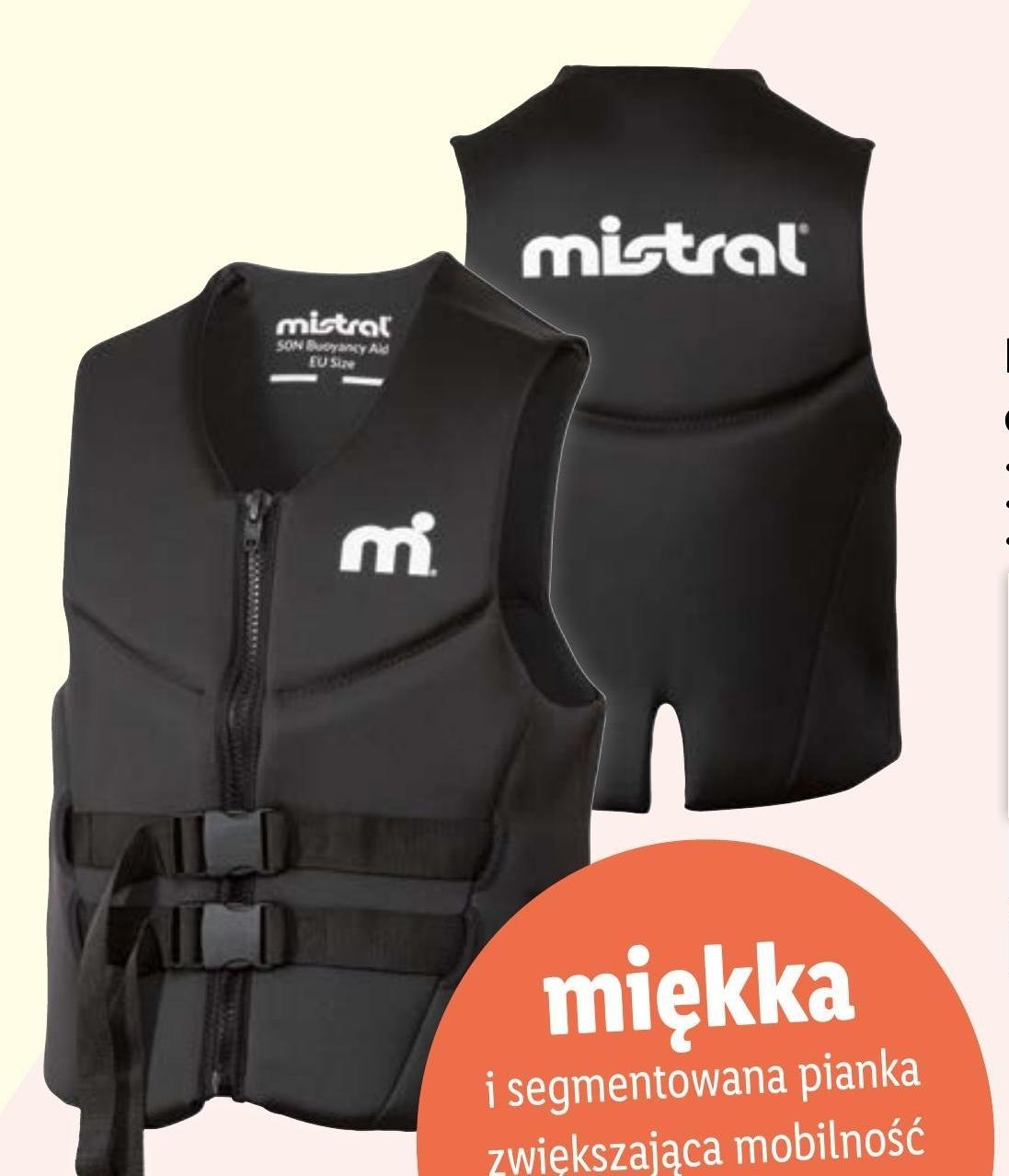 Kamizelka do pływania Mistral niska cena