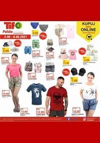 Gazetka promocyjna Tifo - Kupuj online w Tifo  - ważna do 08-06-2021