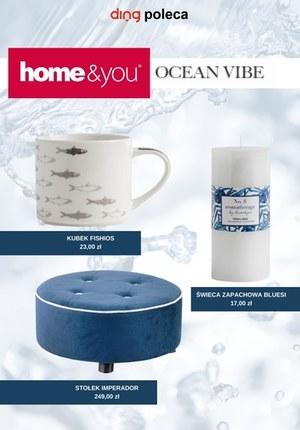 Gazetka promocyjna Home&You - Morska kolekcja w Home&You