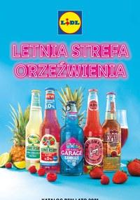 Gazetka promocyjna Lidl - Katalog piw Lidl - ważna do 31-08-2021