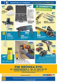 Gazetka promocyjna PSB Mrówka - Zobacz okazje w PSB Mrówka Ryki