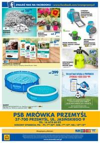 Gazetka promocyjna PSB Mrówka - Zobacz okazje w PSB Mrówka Przemyśl