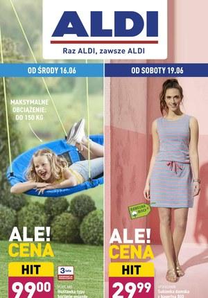 Gazetka promocyjna Aldi - Raz Aldi, zawsze Aldi!
