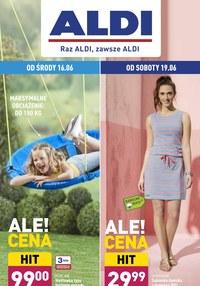 Gazetka promocyjna Aldi - Raz Aldi, zawsze Aldi! - ważna do 20-06-2021