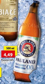 Piwo Paulaner