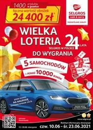 Wielka Loteria w Selgors! Oferta przemysłowa