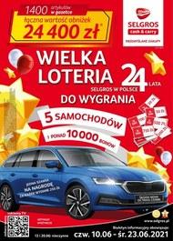 Wielka Loteria w Selgors Cash&Carry! Oferta spożywcza