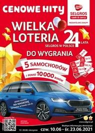 Wielka Loteria w Selgors Cash&Carry! Oferta Extra