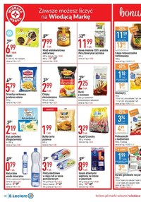 Gazetka promocyjna E.Leclerc - Niskie Ceny 1 - oferta dotyczy wybranych sklepów