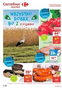 Gazetka promocyjna Carrefour Market - Wszystko co dobre z Polski w Carrefour Market!
