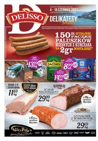 Gazetka promocyjna Delisso - Oferta handlowa Delisso - ważna do 16-06-2021