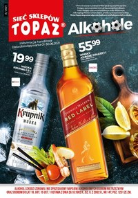 Gazetka promocyjna Topaz - Topaz - katalog alkoholi - ważna do 30-06-2021