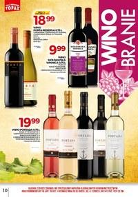 Gazetka promocyjna Topaz - Topaz - katalog alkoholi