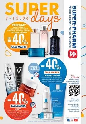 Gazetka promocyjna Super-Pharm - Super-Pharm - perfumy do -40%!