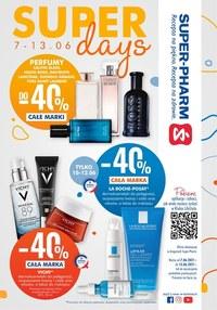 Gazetka promocyjna Super-Pharm - Super-Pharm - perfumy do -40%! - ważna do 13-06-2021