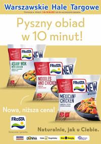 Gazetka promocyjna Hala Wola - Pyszny obiad z Hala Wola