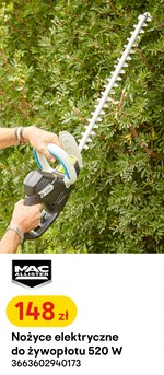 Nożyce elektryczne Mac Allister