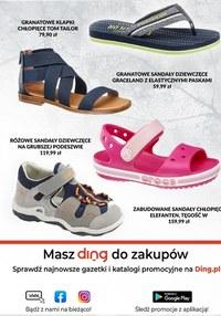 Gazetka promocyjna Deichmann - Kup nowe buty w Deichmann