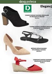 Gazetka promocyjna Deichmann - Kup nowe buty w Deichmann - ważna do 11-07-2021
