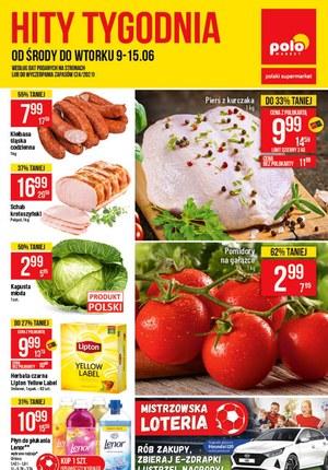 Gazetka promocyjna POLOmarket - Hity tygodnia w Polomarkecie