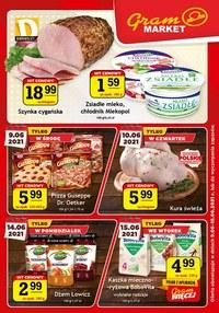 Gazetka promocyjna Gram Market - Nowe promocje w Gram Market!