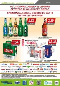 Gazetka promocyjna PSS Społem Poznań - PSS Społem Poznań - nowa oferta promocyjna