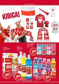 Gazetka promocyjna Słoneczko - Kibicujmy razem - Słoneczko lubuskie, dolnośląskie, małopolskie