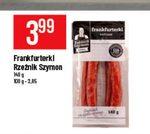 Frankfurterki Rzeźnik Szymon