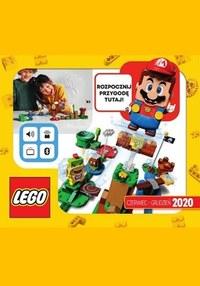 Gazetka promocyjna Lego - Zbuduj świat z Lego  - ważna do 31-12-2021
